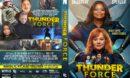 Thunder Force (2021) R1 Custom DVD Cover