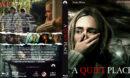 A Quiet Place (2018) DE Custom Blu-Ray Cover & label