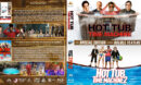 Hot Tub Time Machine Double Feature Custom Blu-Ray Cover