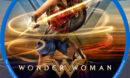 Wonder Woman Custom Blu-Ray Label
