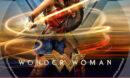 Wonder Woman R1 Custom DVD Label