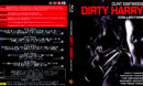 Dirty Harry Collection NORDIC Blu-Ray Cover