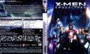 X-Men: Apocalypse (2016) DE 4K UHD Covers