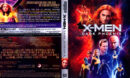 X-Men: Dark Phoenix (2019) DE 4K UHD Blu-Ray Covers
