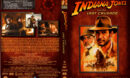 INDIANA JONES AND THE LAST CRUSADE (1989) DVD COVER & LABEL