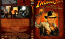 INDIANA JONES AND THE RAIDERS OF THE LOST ARK (1981) DVD COVER & LABEL