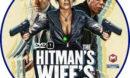 Hitman's Wife's Bodyguard (2021) R1 Custom DVD Label