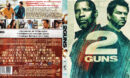 2 Guns (2014) DE Blu-Ray Cover