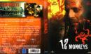 12 Monkeys (1996) DE Blu-Ray Cover