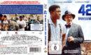 42-Die wahre Geschichte einer Sportlegende (2013) DE Blu-Ray Cover
