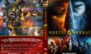 Mortal kombat (2021) R1 Custom DVD Covers