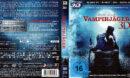 Abraham Lincoln-Vampirjäger 3D (2012) DE Blu-Ray Cover