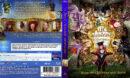 Alice im Wunderland 2-Hinter den Spiegeln (2016) DE Blu-Ray Cover