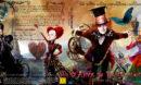 Alice im Wunderland 2-Hinter den Spiegeln 3D DE Blu-Ray Cover