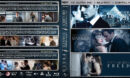 Fifty Shades of Grey / Darker / Freed Triple Feature Custom 4K UHD Cover
