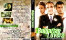 BULGARIAN LOVERS (2003) DVD COVER & LABEL
