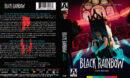 Black Rainbow (1989) Blu-Ray Cover