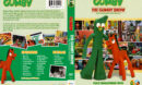Gumby (The Complete 50s Series) R1 DVD Cover
