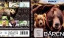 Bären-Magie in der Wildnis DE Blu-Ray Cover