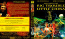 Big Trouble In Little China (1986) DE Blu-Ray Covers