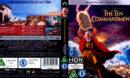 The Ten Commandments (1956) 4K UHD Blu-ray Cover