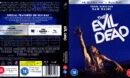 The Evil Dead (1981) 4K UHD Blu-Ray Cover