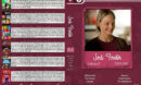 Jodie Foster Filmography - Collection 8 (2009-2021) R1 Custom DvD Cover