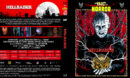 Hellraiser - Das Tor zur Hölle (1987) DE Blu-Ray Cover
