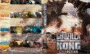 Godzilla vs King Kong Collection R1 Custom DVD Cover