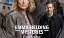 Emma Fielding Mysteries: Past Malice R1 Custom DVD label