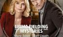 Emma Fielding Mysteries: More Bitter Than Death R1 Custom DVD label