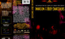 INVASION OF THE BODY SNATCHERS (1978) DVD COVER & LABEL