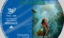 Raya and the Last Dragon (2021) Custom DVD Label