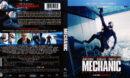 Mechanic - Resurrection (2016) Blu-ray Cover