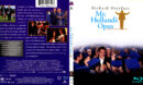 MR. HOLLAND'S OPUS (1995) BLU-RAY COVER