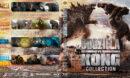 Godzilla vs.King Kong Collection Custom Blu-Ray Cover