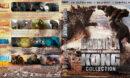 Godzilla vs.King Kong Collection Custom 4K UHD Cover