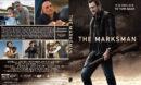 The Marksman (2021) R1 Custom SLIM DVD Cover