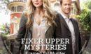 A Fixer Upper Mystery: Framed for Murder R1 Custom DVD Label