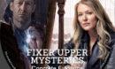 A Fixer Upper Mystery: Concrete Evidence R1 Custom DVD label