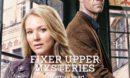 A Fixer Upper Mystery: Deadly Deed R1 Custom DVD Label