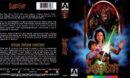 Scared Stiff Blu-Ray Cover