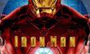 Iron Man (2008) R1 Custom DVD Label
