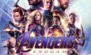 Avengers: Endgame R1 Custom DVD Label