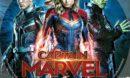 Captain Marvel R1 Custom DVD Label