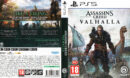 Assassin's Creed Valhalla [PS5] PL Cover