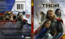 Thor - Dark World (2014) 4K UHD Blu-Ray Cover