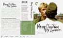 Merry Christmas Mr. Lawrence (1983) Blu-Ray Cover