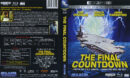 The Final Countdown 4K UHD Blu-Ray Covers & Labels