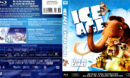 ICE AGE (2002) BLU-RAY COVER & LABEL
